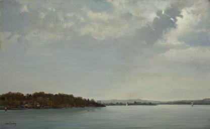 16 Oslo Havn II olje 70x112