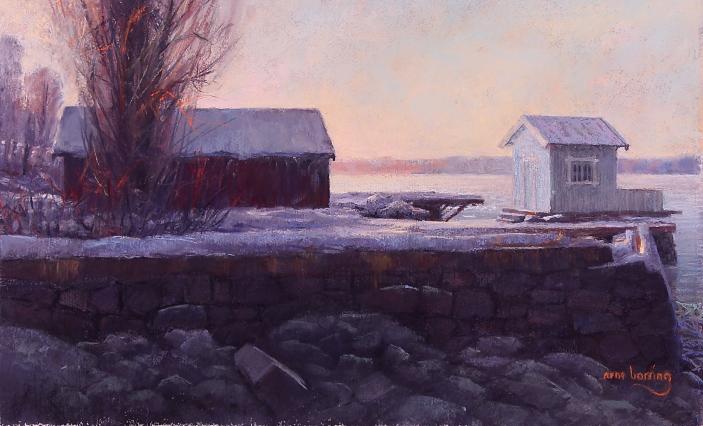 Badehus-om-vinteren